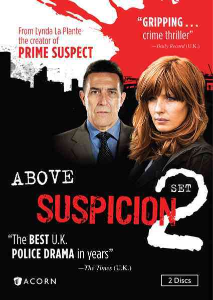 ABOVE SUSPICION:SET 2 BY ABOVE SUSPICION (DVD)