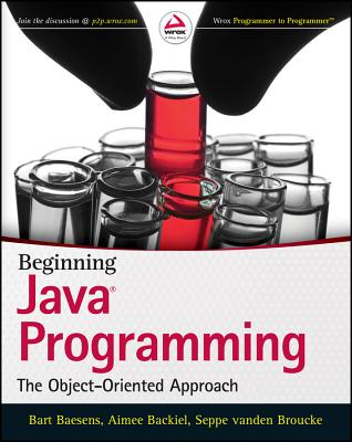 Beginning Java Programming By Vohra, Deepak